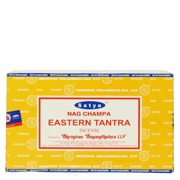 Satya Nag Champa Eastern Tantra Räucherstäbchen