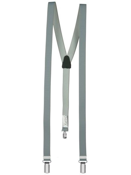 Uni Damen Hosenträger 3 Clips 25mm Breite