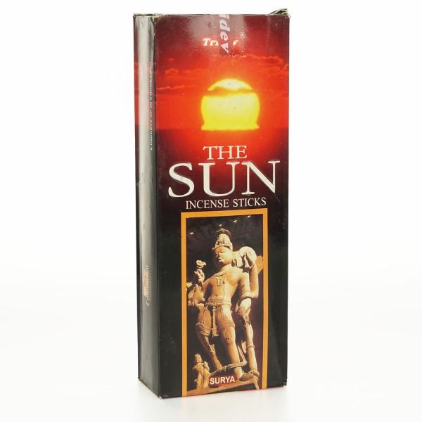 Tridev The Sun Räucherstäbchen= 120g