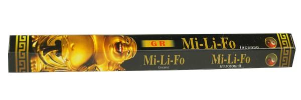 Räucherstäbchen G.R. Mi- Li- Fo - 20g