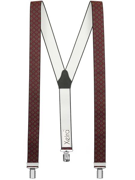 Hochwertige Hosenträger in Trendigen Vintage Design