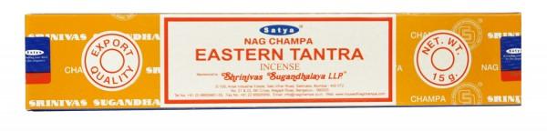 Räucherstäbchen Satya Nag Champa EASTERN TANTRA - 15g
