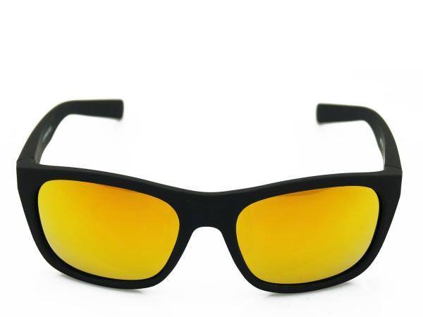 Sonnenbrille in Retro / Wayfarer Design