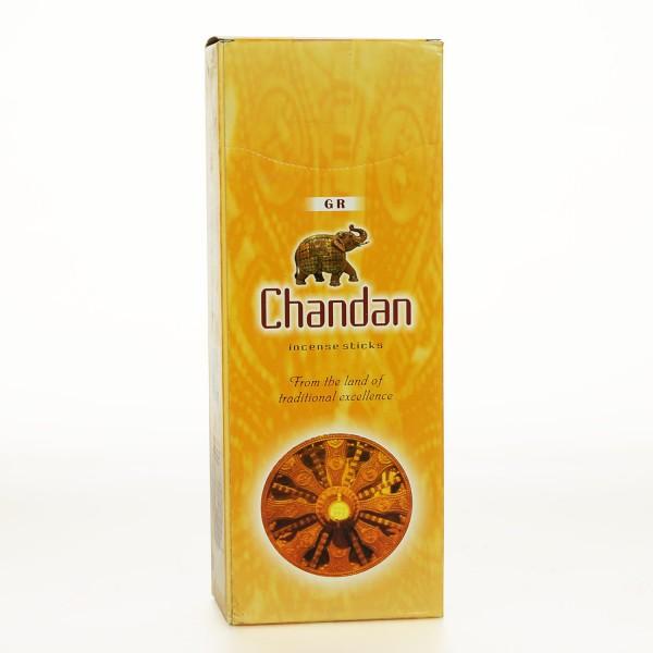 Chandan Räucherstäbchen 6 x 20g = 120g