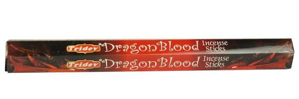 Räucherstäbchen Tridev Dragon Blood - 20g