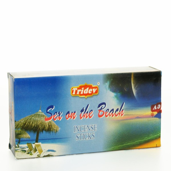 Tridev Sex on the Beach Räucherstäbchen 6 x 20g = 120g