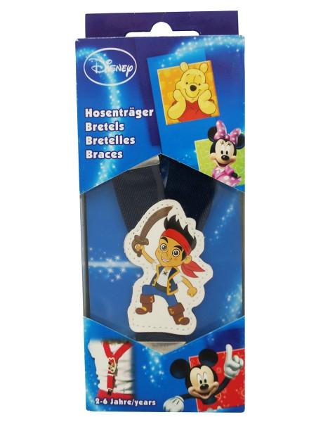 Disney Jake und die Nimmerland Piraten Kinderhosenträger