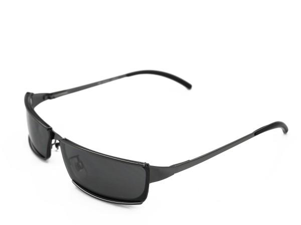 Trendige Sonnenbrille mit Metallgestell