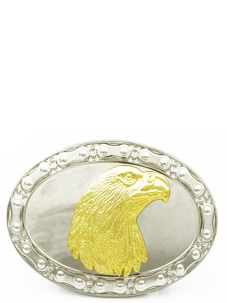 Adler Schnalle für Wechselgürtel