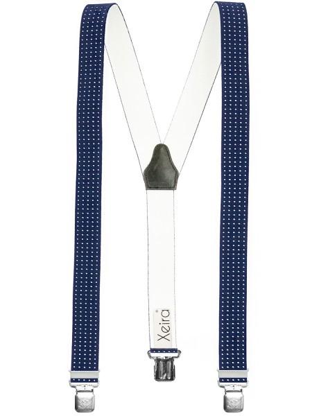 Hochwertige Hosenträger in Trendigen Punkte Design