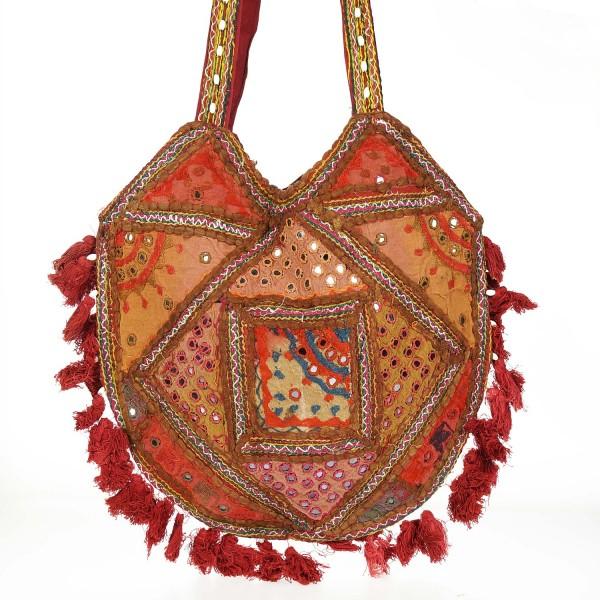 Trendige Ethno Hippie Indische Bestickt Baumwolle Taschen