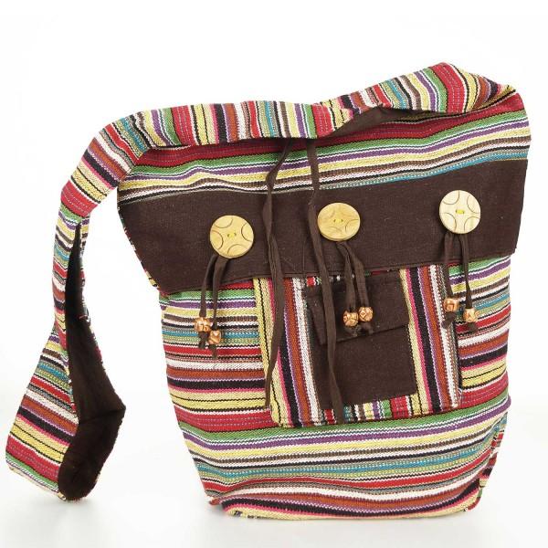Trendige Ethno Hippie Indische Baumwolle Taschen