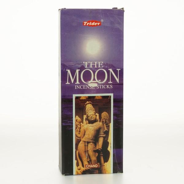 Tridev The Moon Räucherstäbchen 6 x 20g = 120g