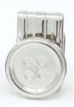 Bracetacs Knopfclips für Hosenträger
