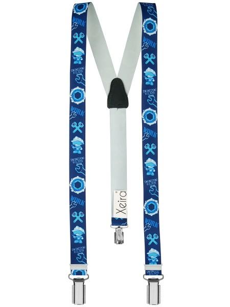 Baumeister Design Blau
