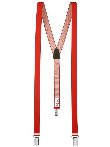 Hosenträger in Trendigen Uni und Neon Farben - 25mm Breit