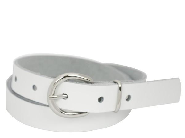 Echt Ledergürtel in Trendigen - 2cm Breite