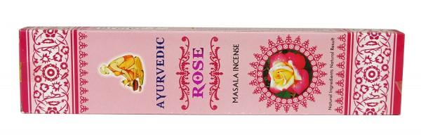 Ayurvedic Vanilla Räucherstäbchen - 15g