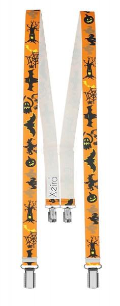Kinder Hosenträger Halloween Design