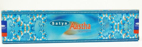Räucherstäbchen Satya Aastha Agarbatti - 15g